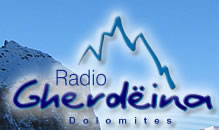 logo Radio Gherdeina Dolomites