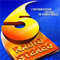 logo Radio Stereo 5 Cuneo